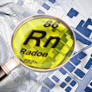 radon v dome